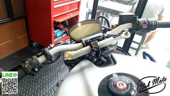 Ducabike ขายึดกันสบัด Monster821
