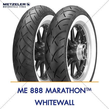 MH90 -21+170/80 B 15 ME 888 MARATHON™ WHITEWALL METZELER