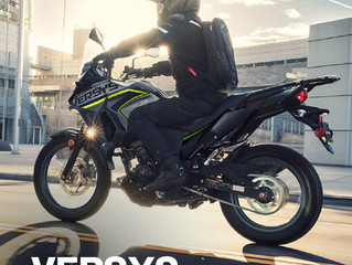 PROMOTION : VERSYS X300 / X300 2020