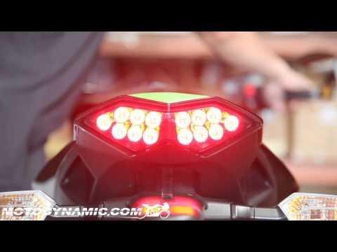 ไฟท้ายแต่ง Motodynamic Z1000*10