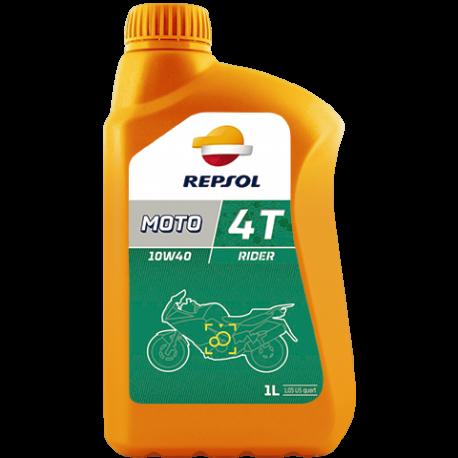 10W40 REPSOL MOTO RIDER 4T API SL