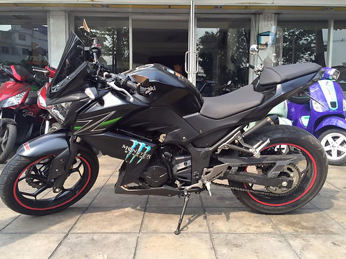 Z250 ปี2013