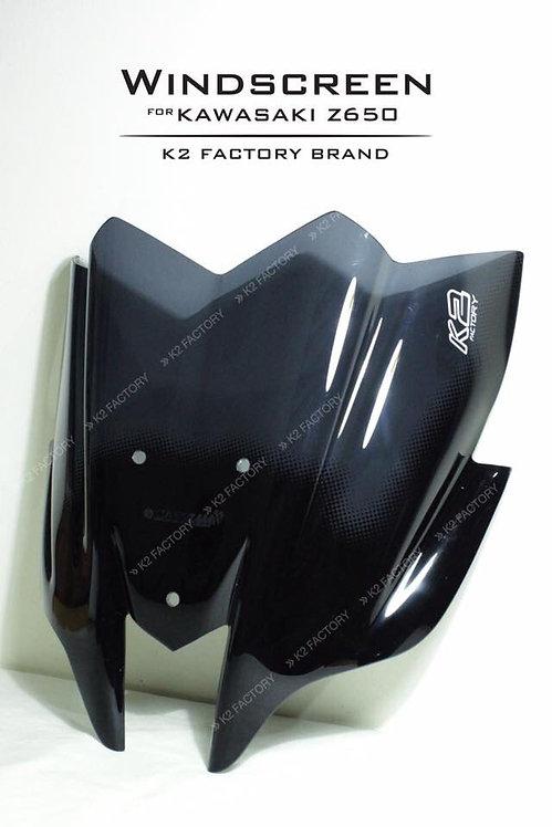ชิลด์หน้า K2 Factory Z650'17