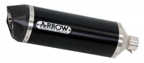 ARROW - SLIP ON DARK CARBON