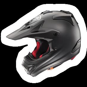 Arai MX-V FROST BLACK