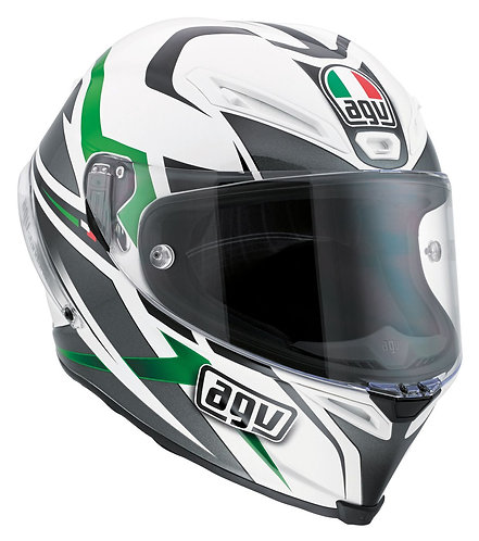 AGV Corsa Velocity (White/Black/Green)