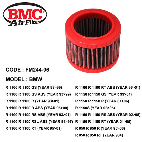 BMW FM244/06 BMC