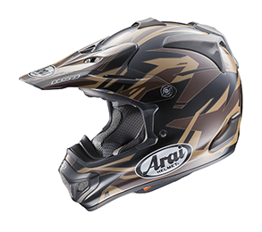 Arai MX-V DAZZLE DIRT