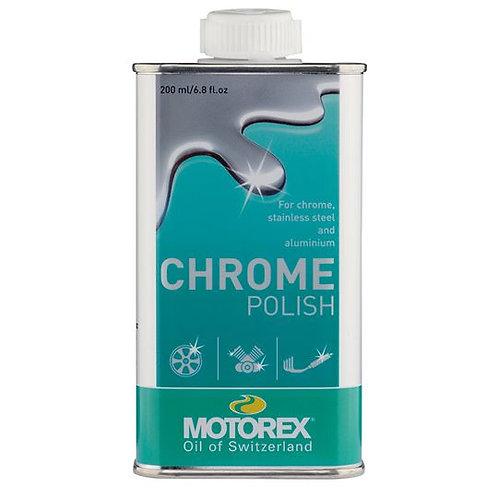 Chrome Polish น้ำยาขัดเงาโลหะ