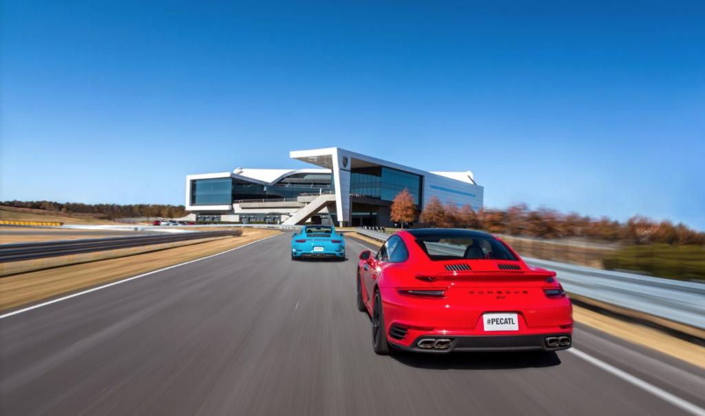 Porsche Experience
