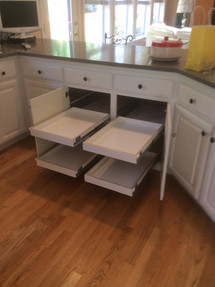 Custom Made Pull Out Shelves Transform Your Kitchen Storage