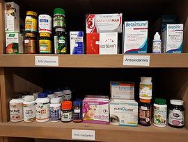 Antioxidantes - Articulaciones