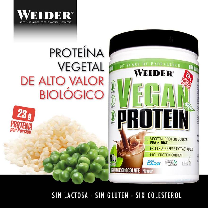 Vegan Protein Weider