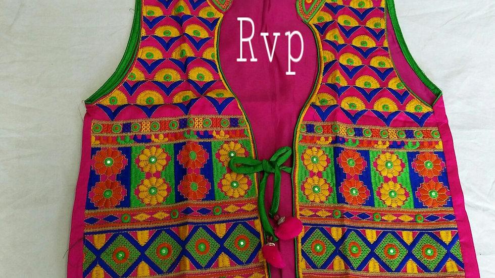 Rajasthani Style Overcoat