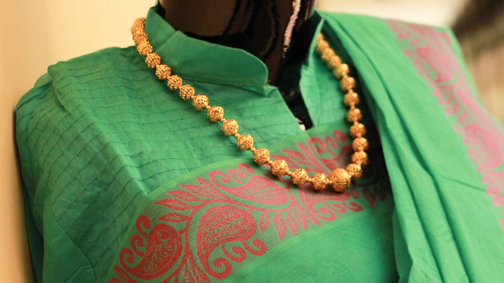 Coimbatore cotton saree