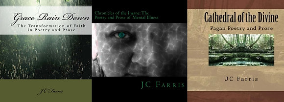 Special Poetry Package (All 3 Autographed))