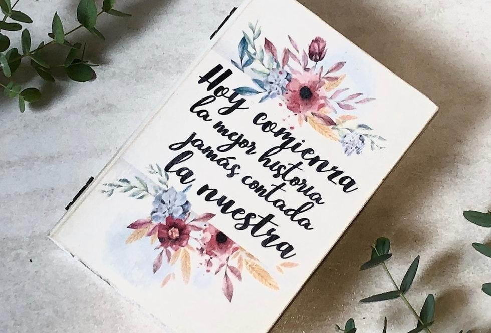 LIBRO PORTA ALIANZAS