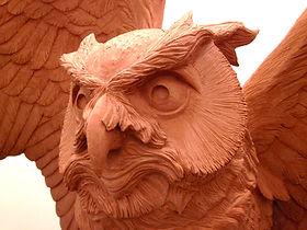 Temple Owl in progress I.jpg