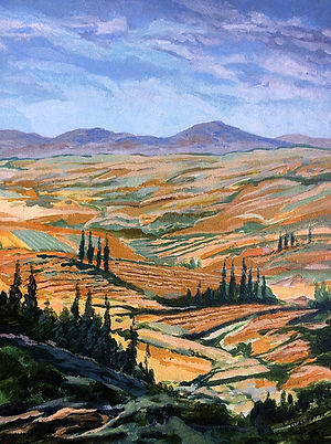 North of Fiesole, 16_x24_, Oil, 2017.jpg