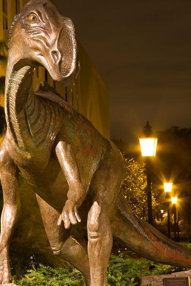 Hadrosaurus Foulkii 2003 Haddonfield NJ.
