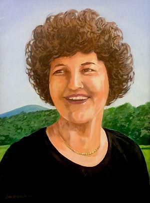 Joy White, Oil on Canvas, 202_x30_, 1996