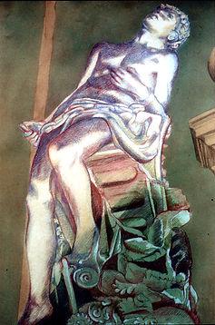 3.  In the Cloister of Santa Croce.jpg