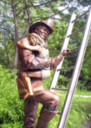 The Rescue, Bronze,Port St. Lucie Florid