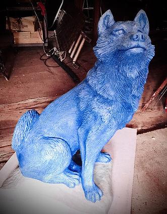 My Dog Blue