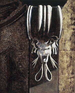 Gargoyle II, Via Cavour.jpg