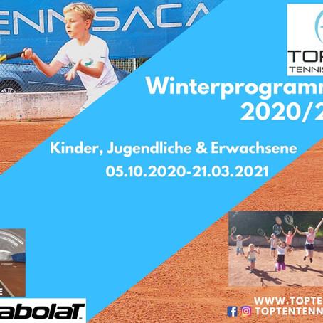 Winterprogramm 2020/21