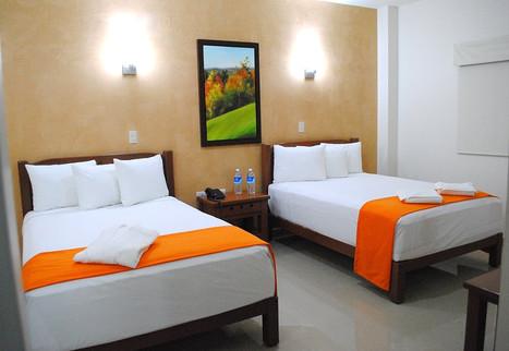 Gran Hotel Residencial Galerías Suite