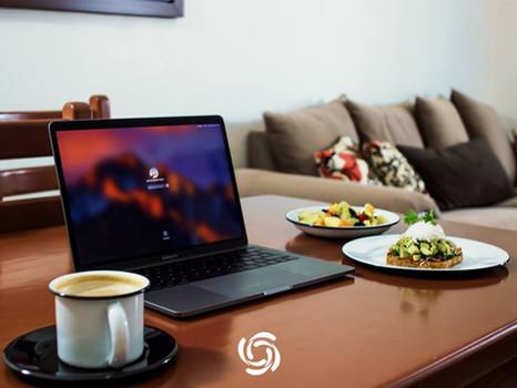 Gran Hotel Residencial Galerías Wi-Fi de alta velocidad
