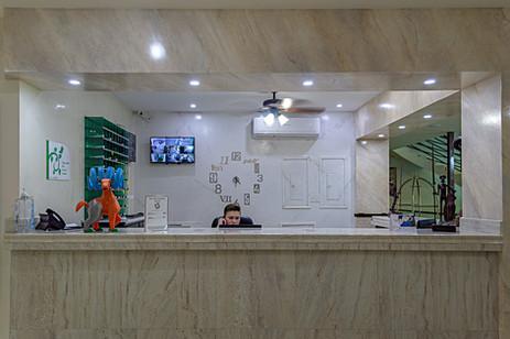 Gran Hotel Residencial Galerías Recepción 2