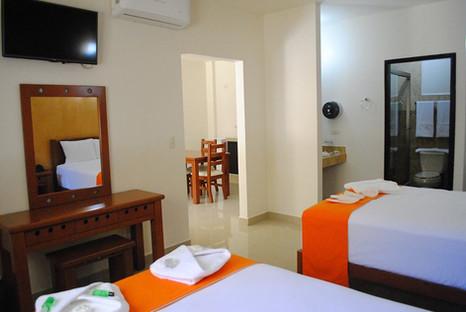 Gran Hotel Residencial Galerías Master Suite