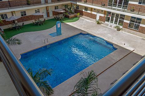Gran Hotel Residencial Galerías Alberca