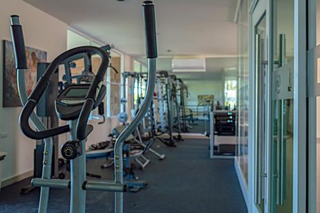 Gran Hotel Residencial Galerías Gym