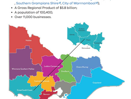 Victoria's 5 Year Great South Coast Migration Agreement