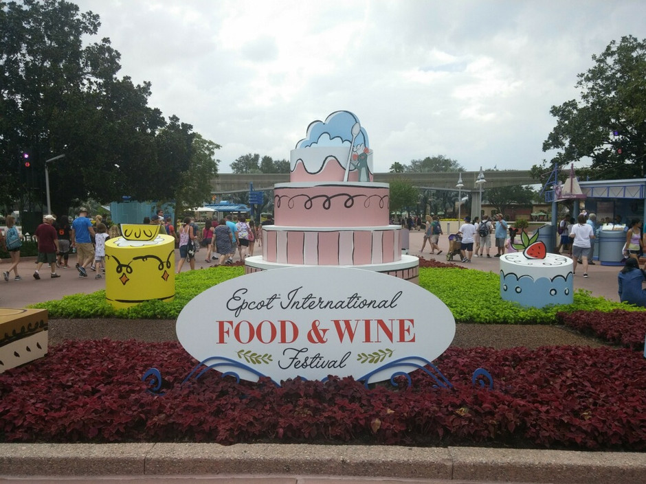 Episode 15 - Looking at Epcot's F&W Festival
