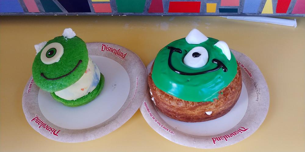 Whoop-eye Pie & Mike Cronut