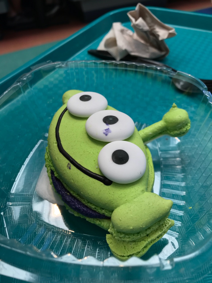 Episode 2 - Pixar Fest Food