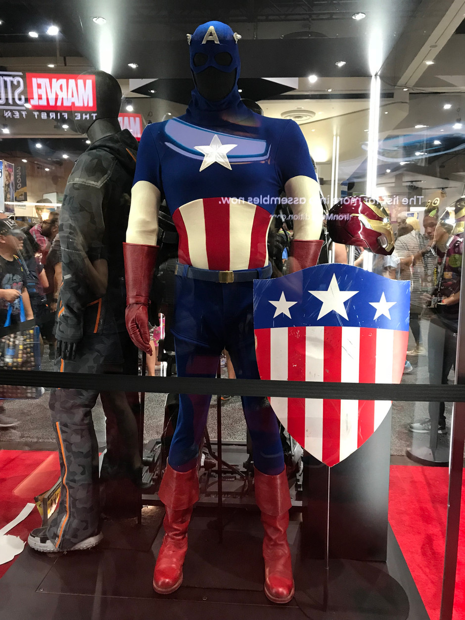 Updates from SDCC!