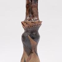 Textured Vase, View I