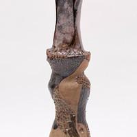 Textured Vase, View II