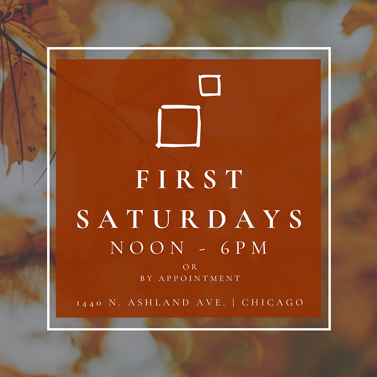 First Saturdays Open Studio
