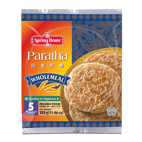 Paratha Wholemeal 5 pcs