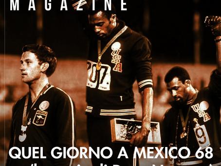 QUEL GIORNO A MEXICO 68 (la storia di Peter Norman)
