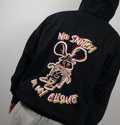 No Rat Year hoodie