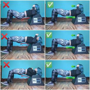 Hip Thrust Alignment
