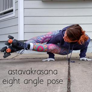 Eight Angle Pose
