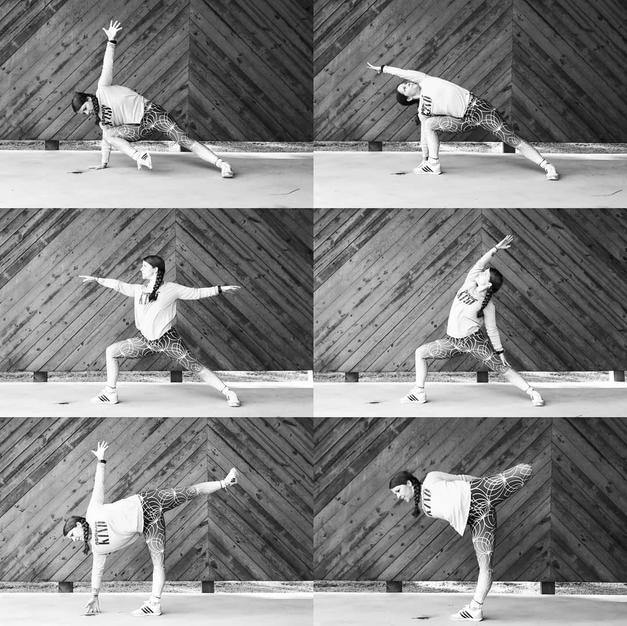 Open Hip Sequence